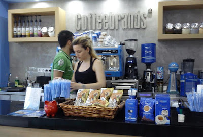 Coffeebrands  Delivery
