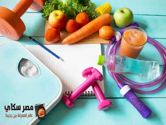7 نصائح تفيدك فى قانون الوحدات الحرارية Diet