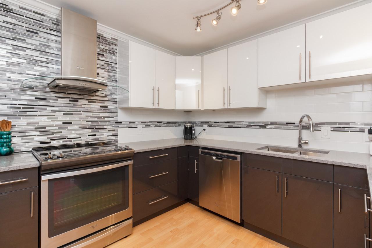 Victoria Bc Real Estate Blog Cook St Village New Kitchen 2 Br 2 Ba Ensuite In Suite Laundry