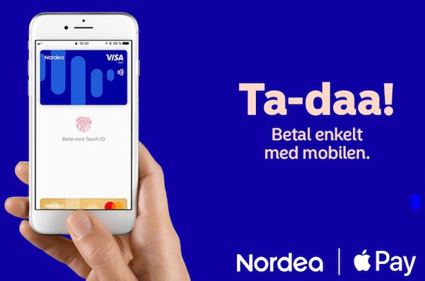 Apple Pay now available in Norway