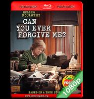 ¿PODRÁS PERDONARME? (2018) FULL 1080P HD MKV ESPAÑOL LATINO