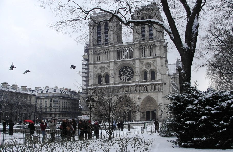 Paris Inverno