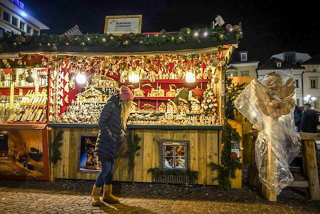 Weihnachtsmarkt Bozen Südtirol