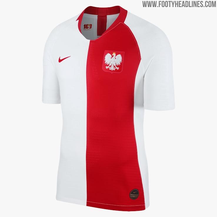 Fussball Trikot Polen
