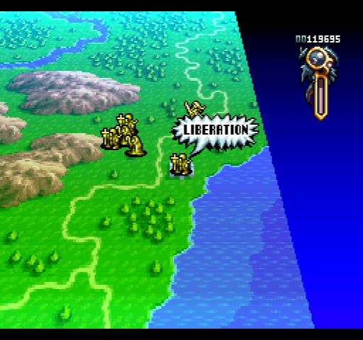 Super Famicom RPGs: Game 21 - Ogre Battle