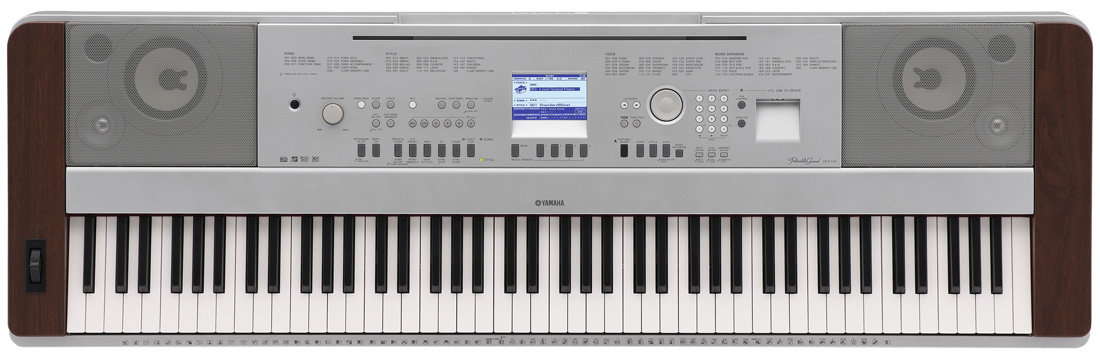 organ Yamaha DGX 640