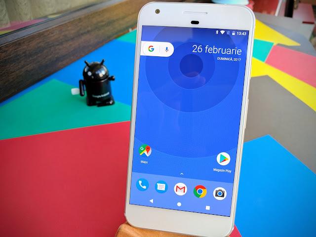 Google Pixel XL - Review și Specificații | Pixel XL nu este chiar ceea ce se dorește a fi