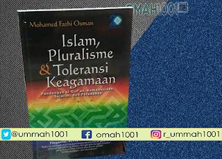 E-Book: Islam, Pluralisme, dan Toleransi Keagamaan, Omah1001