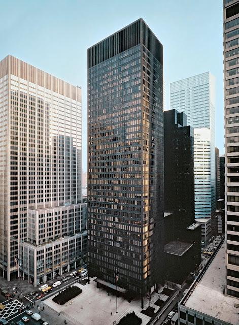 Seagram Building em Nova York