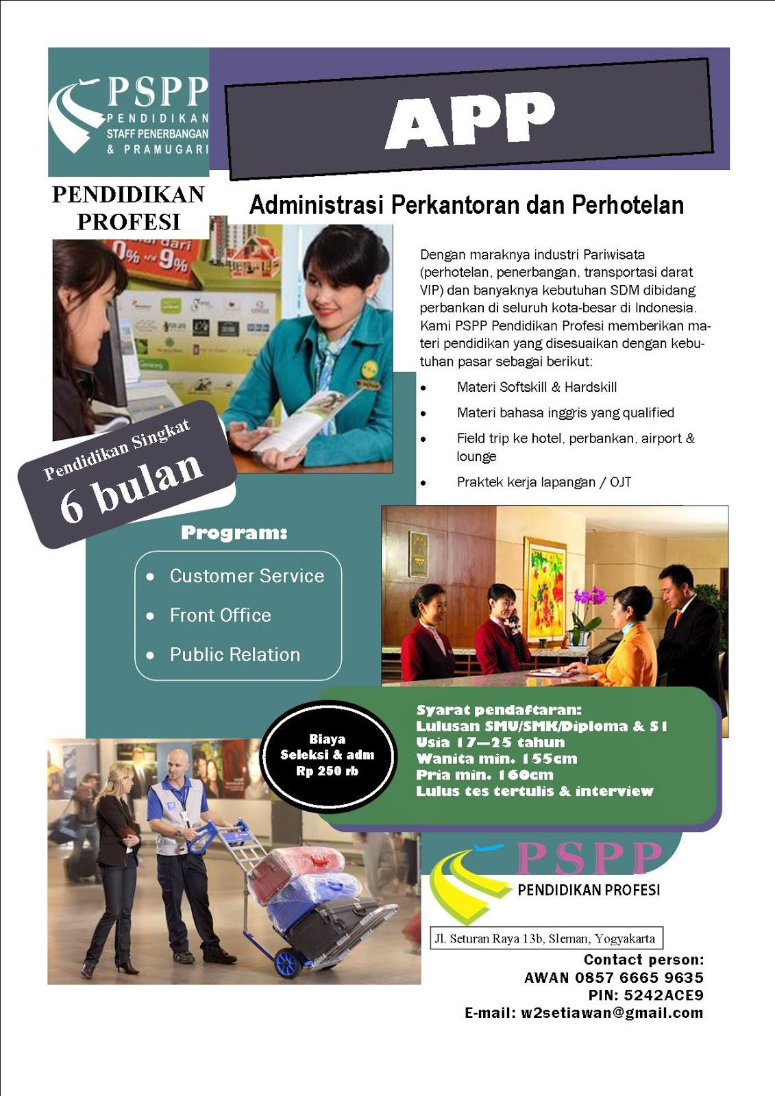 PSPP APP