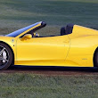 2013 Ferrari 458 Spyder Review and Price