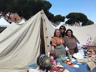 Grupo Storico Romano, roupas típicas da antiguidade