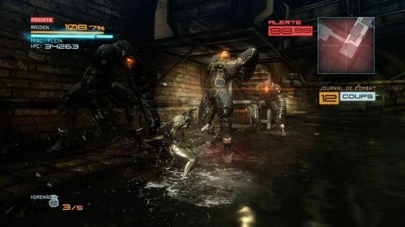 Metal Gear Rising Revengeance Repack