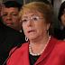 Este lunes la presidenta Michelle Bachelet llegó hasta la región de La Araucaníapara participar de una nueva sesión de la Comisión Asesora Presidencial