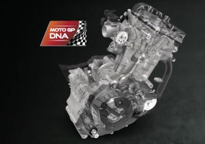 Mesin Honda CBR 150R Facelift 2016