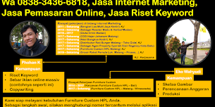 Jasa Pemasaran Online Internet Marketing Brutal Ngawi