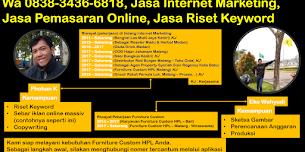 Jasa Pemasaran Online Internet Marketing Brutal Ngawi