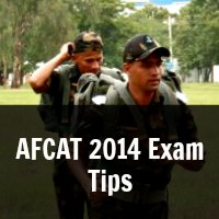 AFCAT 2014 Exam Tips