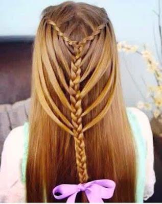 Model Kepang Rambut Panjang, Kepang Rambut Anak dan Kepang Kesamping