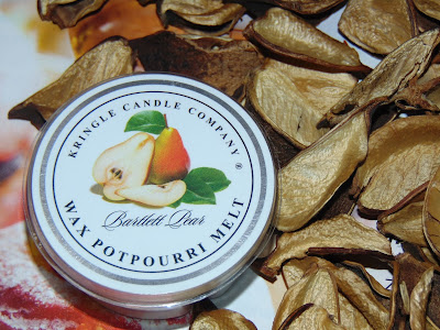 Kringle Candle - Bartlett Pear