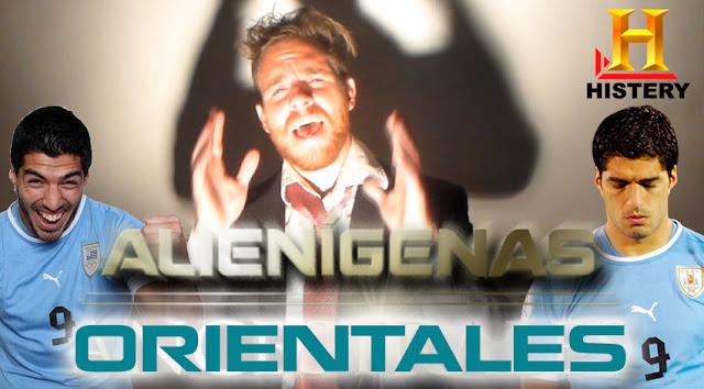 Alienigenas Orientales - Luis Suárez