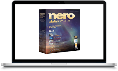 Nero Platinum 2018 Suite v19.0.10200 Full Version