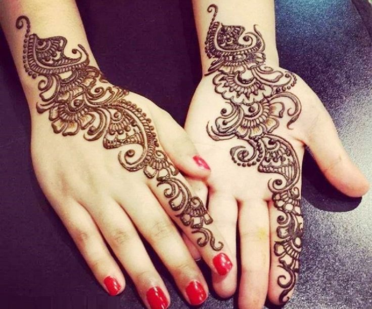 New Model Mehandi Designs 2018 Simple