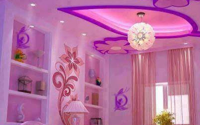dicor platre chambre 2014 - decoration platre plafond