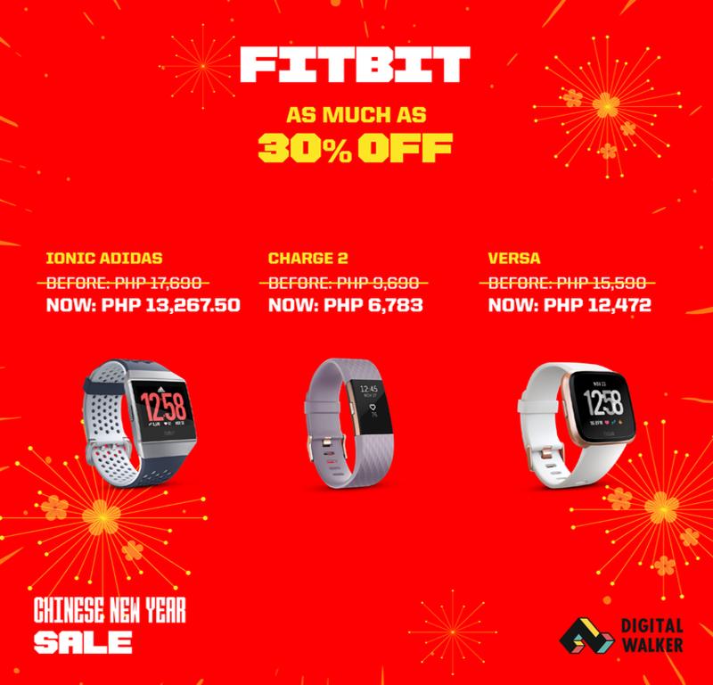 Fitbit sale