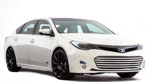 2016 Toyota Avalon Redesign