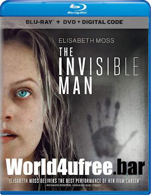 The Invisible Man 2020 Dual Audio 5.1ch 720p BRRip 1.1Gb x264