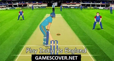 Play India Vs England Online Cricket Game