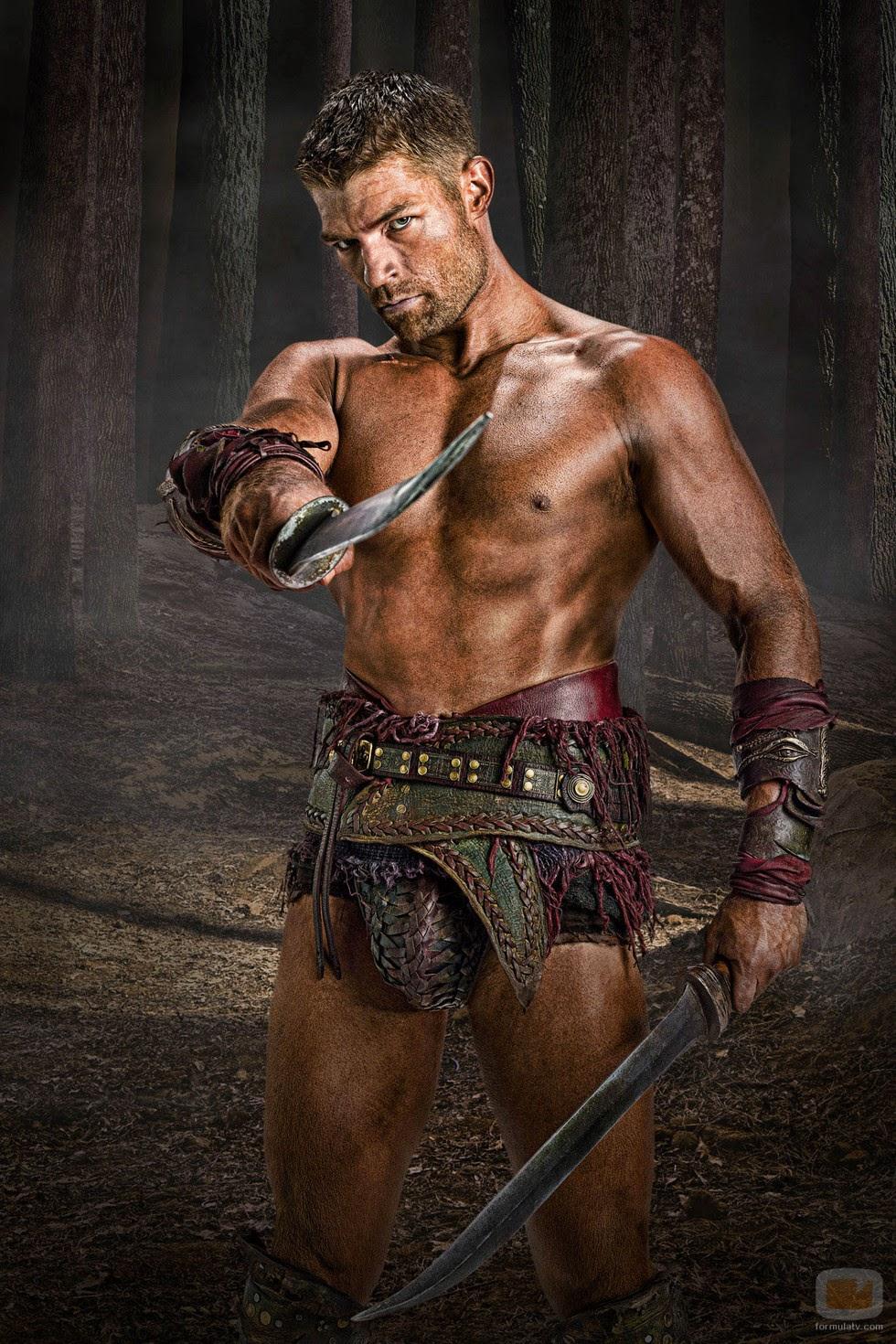 serie spartacus