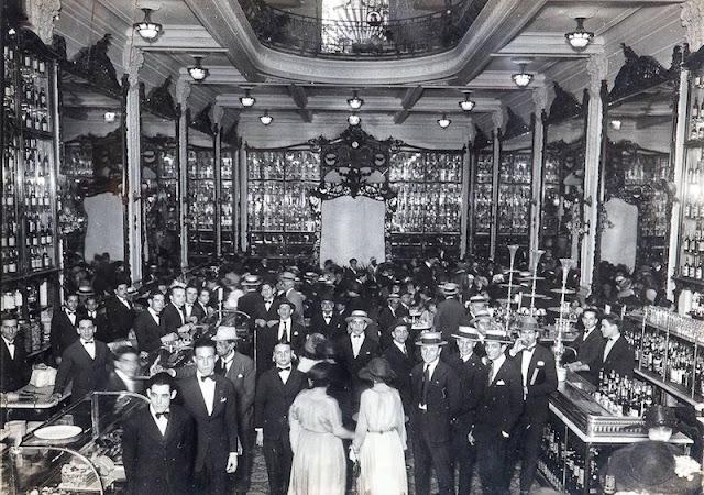 Confeitaria Colombo 1919