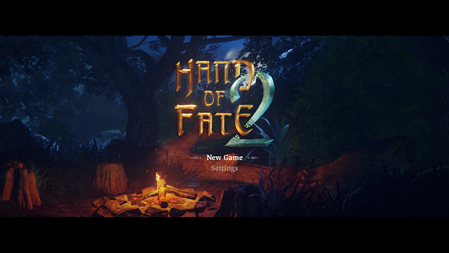 [Game] Hand of Fate 2