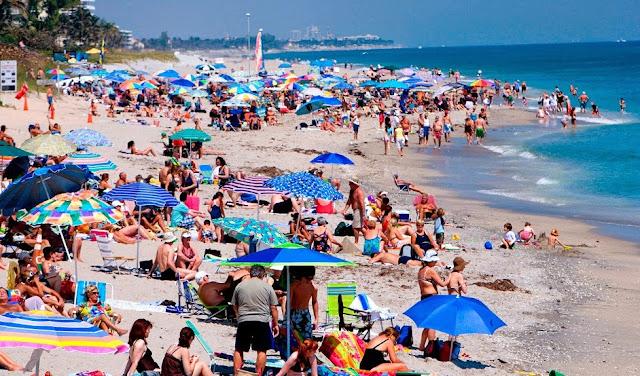 Playa en Miami - Mejores meses y épocas para ir a Miami