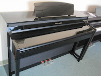 Yamaha Clavinova CLP480 digital piano