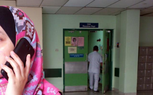 Pediatrics Intensive Care Unit (PICU), HKL