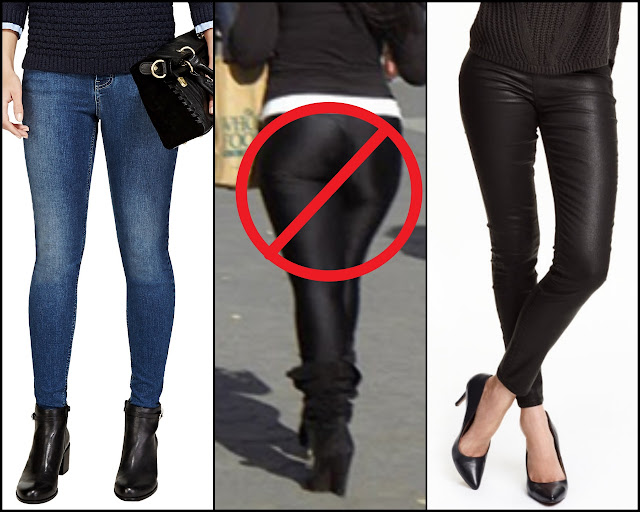 leggings as pants, jeggings, treggings, how not to wear leggings, how to style jeggings, fashion blog