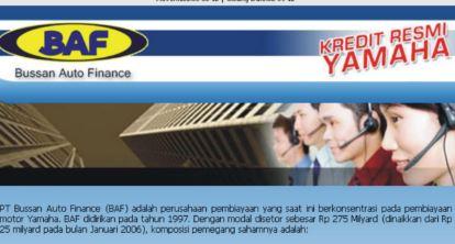 Alamat Lengkap Dan Nomor Telepon BAF Di Sumatera Barat