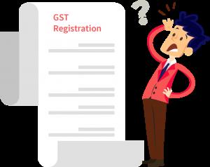Apply GST registration now