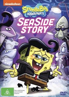 Download Film SpongeBob SquarePants Sea Side Story (2017) Full Movie Sub Indo