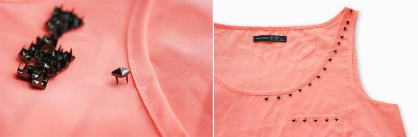 Diy customiza ropa con tachuelas3