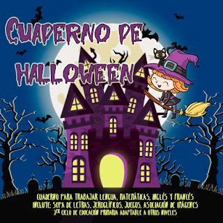 Cuaderno de Halloween Recurso