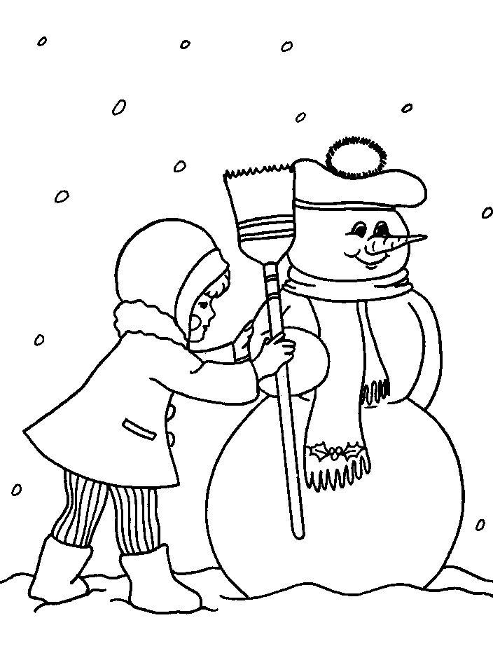 Manualidades Y Pretecnologia Dibujos Para Colorear En Navidad Vi - Dibujos-para-manualidades