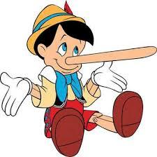 Como desenmascarar a una persona Mentirosa