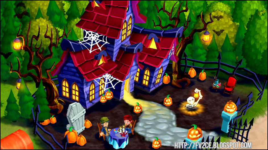 FarmVille 2: Country Escape - Halloween Monsters