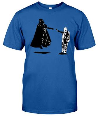 Donald Trump And Darth Vader T Shirt Hoodie Sweatshirt Sweater Star Wars