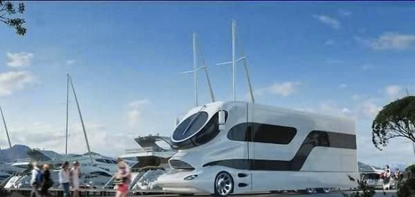 World's Most Expensive And Luxurious Mobile Home for Over $3 Million 1