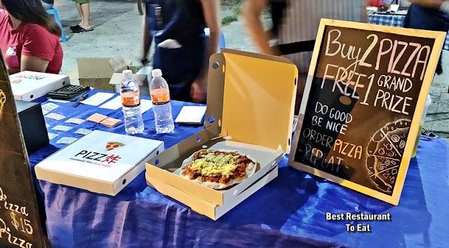 2nd Sandakan Food Festival 2019 - Pizza
